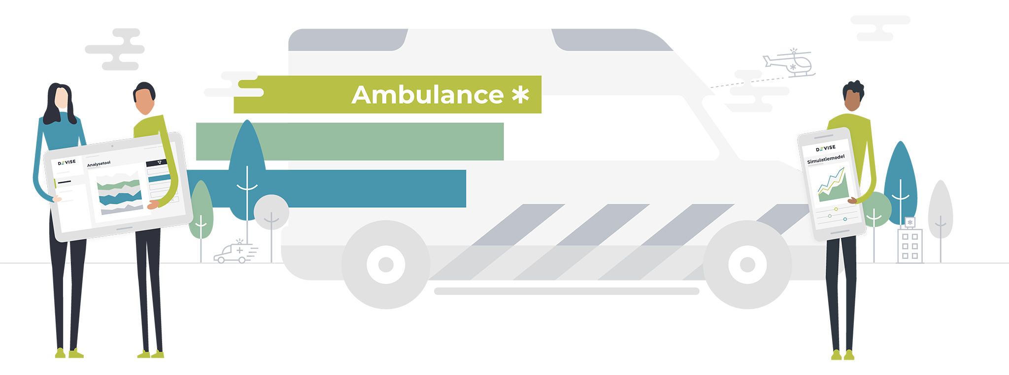 Data-analyse voor ambulancezorg