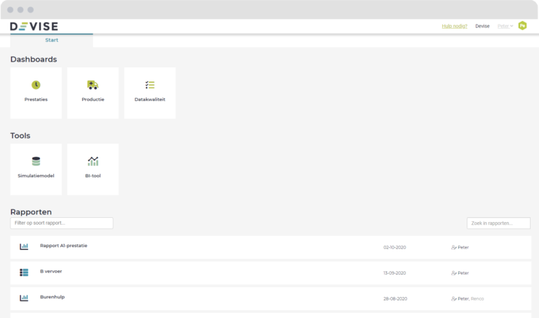 Grote update van het Devise platform